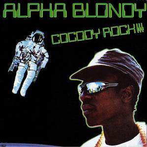 Alpha Blondy – Cocody Rock!!! - VG+ 1988 USA - Reggae