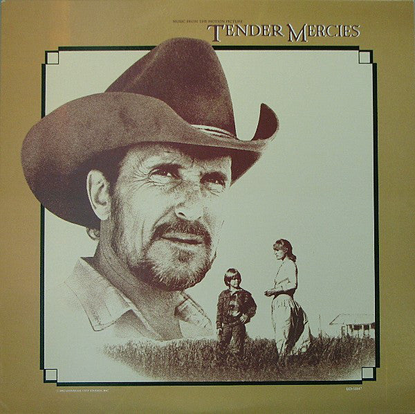 Various – Tender Mercies - Soundtrack - VG+ 1983 USA - Blues/Country/Soundtrack