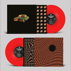 "Thundercat - Drunk - New Vinyl 2017 Brainfeeder Records 4x10"" Boxset on Red Vinyl - Jazz / Fusion / Psych-Funk"