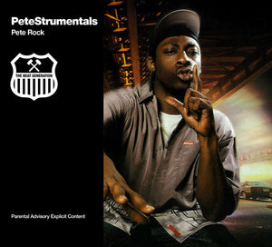 Pete Rock - Petestrumentals - New Vinyl 2 Lp 2001 BBE Records with Gatefold Jacket - Rap / Hip Hop