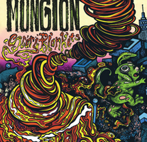 Mungion - Scary Blankets - New Limited Edition Colored Vinyl Record 2016 Shuga Records Exclusive - 100 Numbered - Chicago Progressive Jam Band