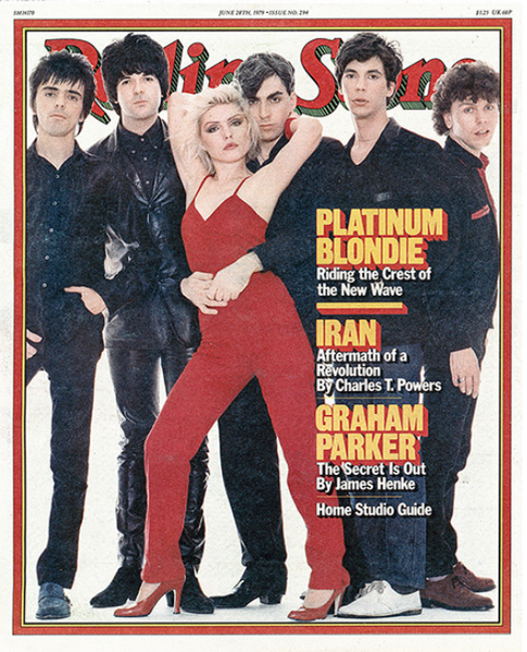 Rolling Stone Magazine - Issue No. 294 - Blondie