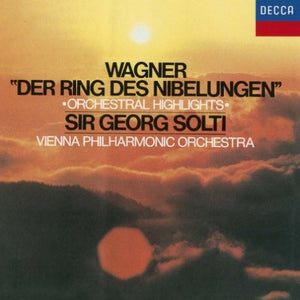 Georg Solti - WAGNER : Der Ring Des Nibelungen - New Vinyl Record 1972 (Original Press) Stereo 4 Lp Box Set Stereo - Classical