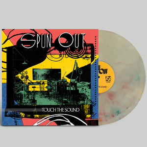 Spun Out ‎–  Touch the Sound - New Lp Record 2020 Shuga Records USA 1st Press Secret Colored Vinyl, Insert & Numbered - Indie Rock / Pop Rock / Psych Rock