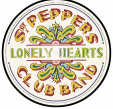 The Beatles - Sgt. Pepper's Lonely Hearts Club Band - 2017 Capitol Records Limited Edition Picture Disc - Pop / Rock
