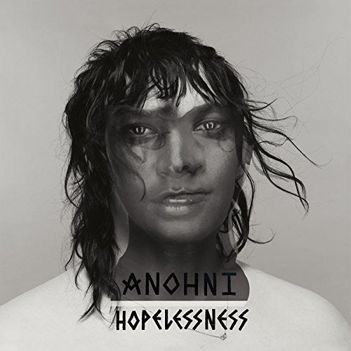 Anohni - Hopelessness - New Lp Record 2016 USA 180 gram Vinyl with Download - Electronic / IDM / Avant Garde