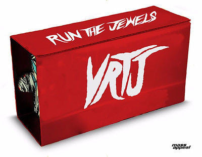 Run the Jewels -  VRTJ Virtual Run the Jewels Viewer - New Record Store Day 2016 Mass Appeal 2016 USA RSD Viewer & Download - Hip Hop