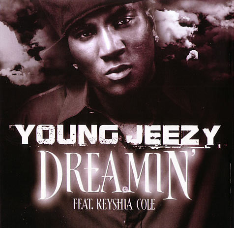 "Young Jeezy Feat. Keyshia Cole ‎– Dreamin' - New Vinyl 12"" Single USA 2007 - Hip Hop"