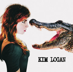 Kim Logan - S/T - New Vinyl 2012 Palaver Records Limited Edition Pressing of 300 on Marble Vinyl! - Blues Rock from Nashville, TN