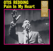 Otis Redding ‎– Pain In My Heart - New Vinyl Lp 2018 DOL 180gram EU Import Reissue with Gatefold Jacket - Soul / R&B