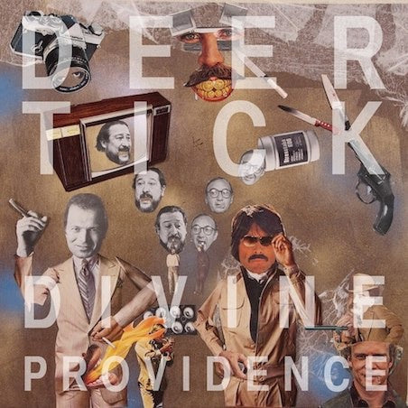 Deer Tick ‎– Divine Providence - New LP Record 2011 Partisan US Vinyl & Download - Alternative Rock / Country Rock / Folk