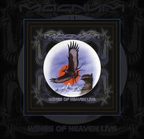 Magnum – Wings Of Heaven Live - New Vinyl 3 Lp 2019 BMG Import Pressing with Gatefold Jacket - Hard Rock / Metal