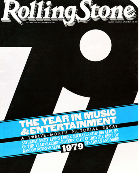 Rolling Stone Magazine - Issue No. 307 & 308 - 1979 The Year In Music And Entertainment