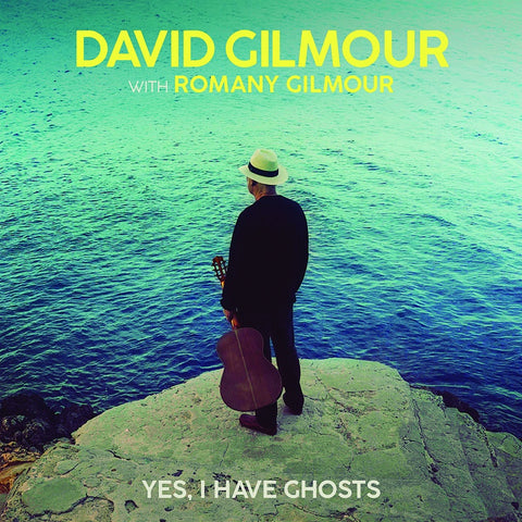 "David Gilmour - Yes, I Have Ghosts - New 7"" Single Record Store Day Black Friday 2020 Legacy RSD Vinyl - Rock"
