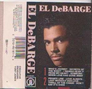 El debarge lost without her love