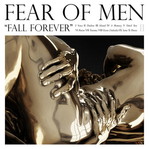 Fear of Men - Fall Forever - New Cassette 2016 Kanine Records Cassette Store Day Limited Edition Gold Tape - Indie Pop / Dream Pop