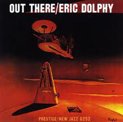Eric Dolphy ‎– Out There (1961) New Vinyl Original Jazz Classics Stereo Reissue USA - Jazz / Post Bop