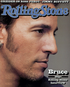 Rolling Stone Magazine - Issue No. 636 - Bruce Springsteen