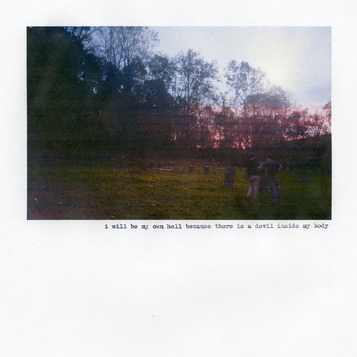 Teen Suicide ‎– I Will Be My Own Hell Because There Is A Devil Inside My Body - New Lp Record 2015 Run for Cover USA Brown Vinyl & Download - Indie Rock / Lo-Fi / Punk
