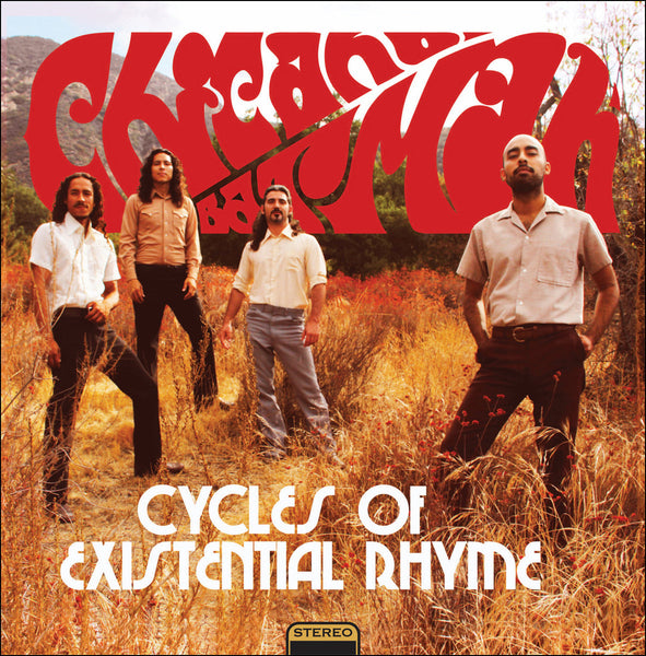 Chicano Batman - Cycles Of Existential Rhyme - New Vinyl Lp 2018 Caroline 180gram  Reissue - Soul-Rock / Latin Psych / Cumbia
