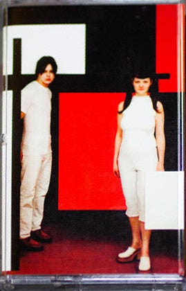 The White Stripes ‎– De Stijl - New Cassette Tape 2018 Third Man USA Red Translucent Tape -Indie Rock / Garage Rock