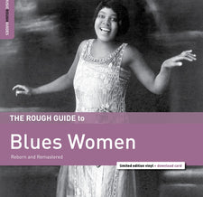 Various - The Rough Guide to Blues Women - New Vinyl 2017 World Music Network Limited Edition Compilation with Download - Blues