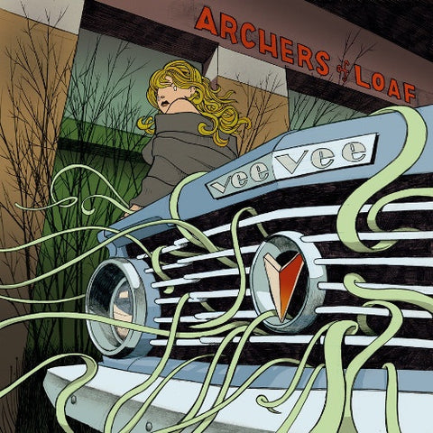 Archers Of Loaf ‎– Vee Vee (1995) - New Vinyl Lp 2012 Merge Records Limited Editon Reissue on Green Vinyl with Gatefold Jacket and Download - Alt-Rock