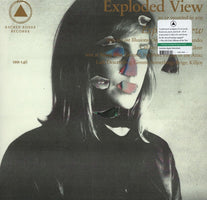 Exploded View ‎– S/T - New Vinyl 2016 Sacred Bones Records Limited Edition Pressing on Transparent Green Vinyl with Download - Post-Punk / Experimental / Art Rock