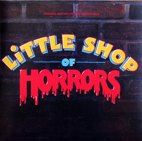 Alan Menken & Howard Ashman ‎– Little Shop Of Horrors (1986) - New Lp Record 2015 Geffen USA Vinyl - Soundtrack / Musical