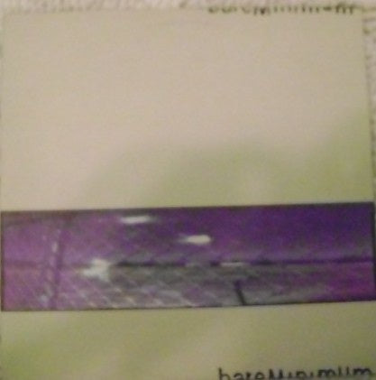 Bare Minimum ‎– Bare Minimum - New Lp Record 1996 Rx Remedy USA Vinyl - Alt Rock