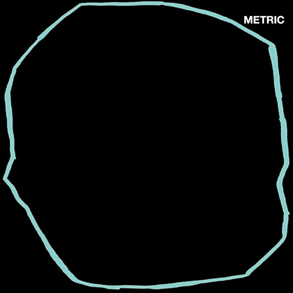 Metric - Art of Doubt - New Vinyl 2 Lp 2018 BMG 'Indie Exclusive' on White Vinyl with Gatefold Jacket - Electronic / Synth Pop / Indie