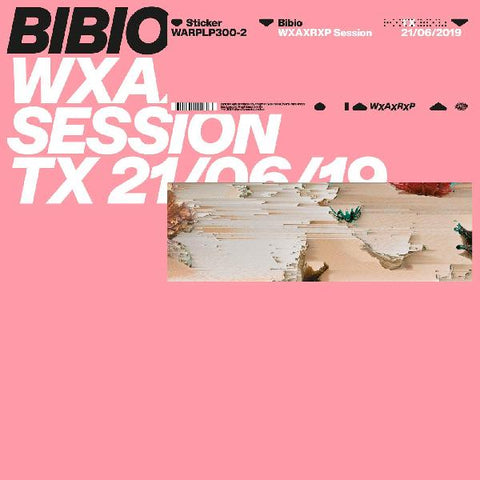 Bibio - WXAXRXP Session - New LP Record 2019 Warp UK Vinyl - Electronic / Rock