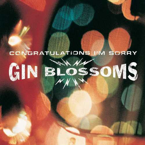 Gin Blossoms - Congratulations I'm Sorry - New Vinyl 2017 Geffen / Interscope 'First Time on Vinyl' LP Pressing - Alt-Rock / 90's Rock