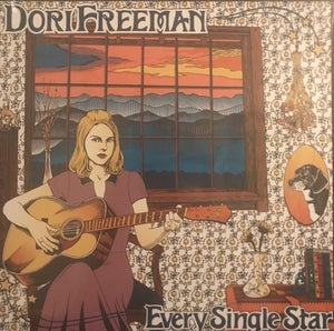 Dori Freeman ‎– Every Single Star - New LP Record 2019 Blue Hens Standard Black Vinyl EU Import - Folk