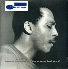Bud Powell ‎– The Amazing Bud Powell, Volume 1 (1955) New Vinyl 2014 Blue Note (75th Anniversary Vinyl Initiative Series) Reissue USA - Jazz / Bop