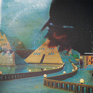 Vinyl Williams - Brunei - New Lp Record 2016 USA Turqoise Vinyl & Download - Shoegaze, / Psychedelic Rock