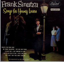 "Frank Sinatra ‎– Songs For Young Lovers - New Vinyl 2015 Capitol 'Signature Sinatra' EU Import 10"" Reissue - Jazz / Ballad"