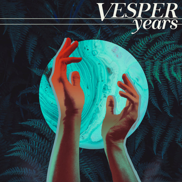 Vesper - Years - New Lp Record 2018 Shuga USA Signed & Numbered Electric Forest Vinyl - Synth-pop / Electronica / Dance Pop