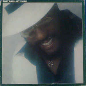 Billy Paul - Let 'em In - VG+ Stereo 1976 (Original Press) USA - Soul/Funk/Disco