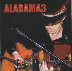 Alabama 3 - The Last Train to Mashville Vol. 2 - New Vinyl 2017 One Little Indian Records Limited Edition Colored Vinyl + Download - Electronic / Acid House / Electro