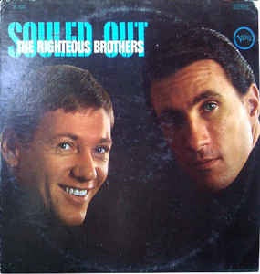 The Righteous Brothers ‎– Souled Out - VG+ Lp Record 1967 Verve USA Stereo Vinyl - Soul