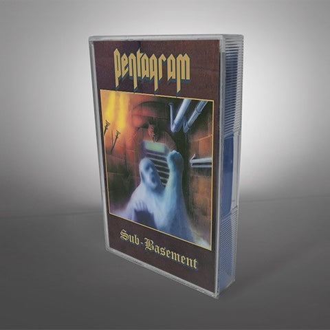 Pentagram ‎– Sub-Basement - New Cassette 2017 Season of Mist Blue Tape - Doom Metal