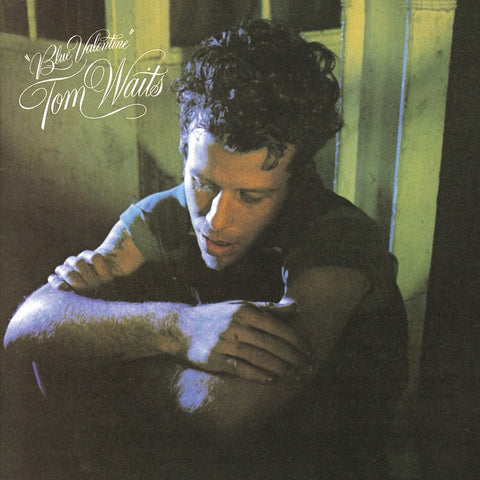 Tom Waits ‎– Blue Valentine (1978) - New Vinyl Lp 2018 Epitaph 'Indie Exclusive' Remastered on Transparent Blue Vinyl with Gatefold Jacket - Blues Rock / Lounge