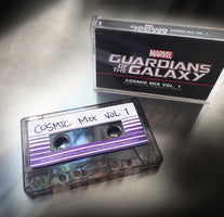 Various ‎– Marvel's Guardians of the Galaxy: Cosmic Mix Vol. 1 (Music from the Animated Television Series) - New Cassette 2015 Marvel Compilation Tape - Soundtrack