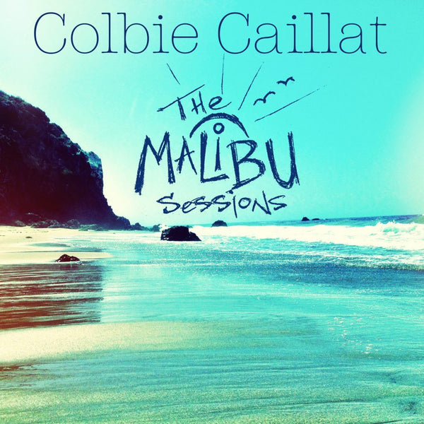 Colbie Caillat - The Malibu Sessions - New Vinyl 2016 Plummylou Records LP - Pop