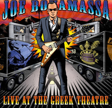 Joe Bonamassa - Live at The Creek Theatre - New Vinyl 2016 J&R Adventures Deluxe 4-LP 180gram Vinyl + Download - Blues Rock