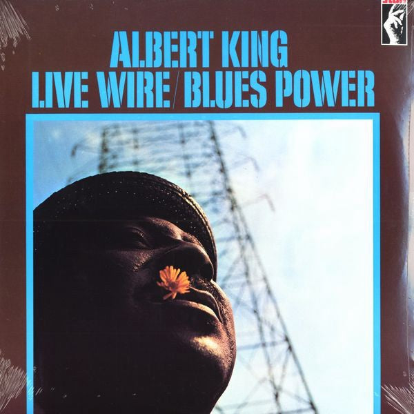 Albert King - Live Wire / Blues Power - New Vinyl 2009 Stax Reissue - Electric Blues / Funk