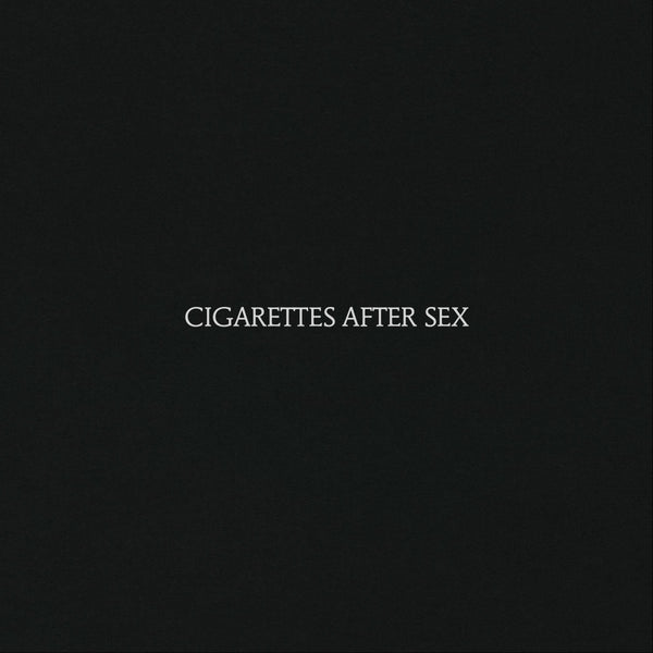 Cigarettes After Sex - S/T - New Vinyl 2017 Partisan Records Limited Edition Grey Vinyl Pressing - Dream Pop / Ambient Pop / Indie Rock