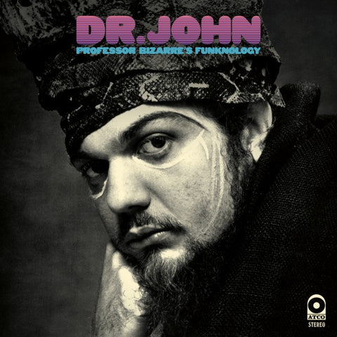 Dr. John - Professor Bizarre's Funknology - New Vinyl 2018 Run Out Groove Limited Edition 180Gram 2 Lp with Unreleased Demos (Numbered to 1691 Worldwide!) - Blues Rock / Bayou Funk