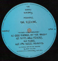 "Dr. Riker ‎– Future Funk Phenomenen - Mint- 12"" Single UK Import 2001 - Breaks"
